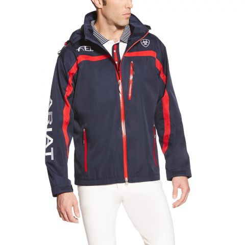 Ariat Mens FEI Team Waterproof Jacket