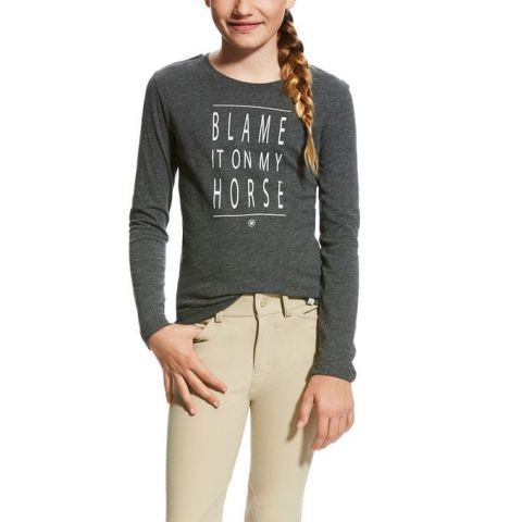 Ariat Girls Excuses Tee