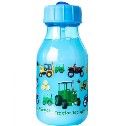 Tractor Ted Water Bottle Farm Design N/A