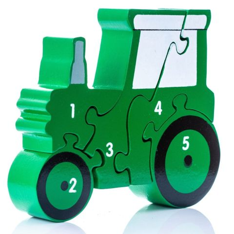 Tractor Ted Chunky Jigsaw