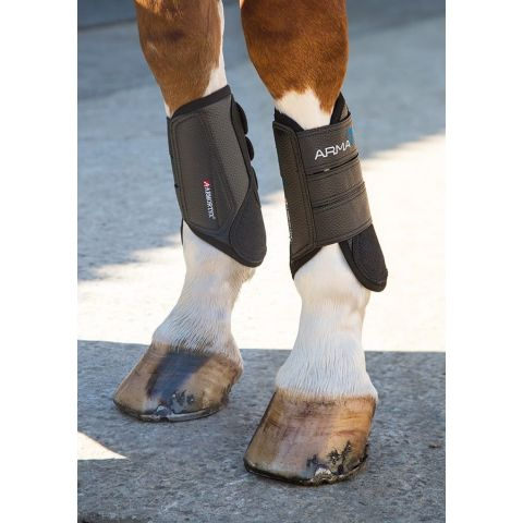 Shires Arma Cross Country Boot Front