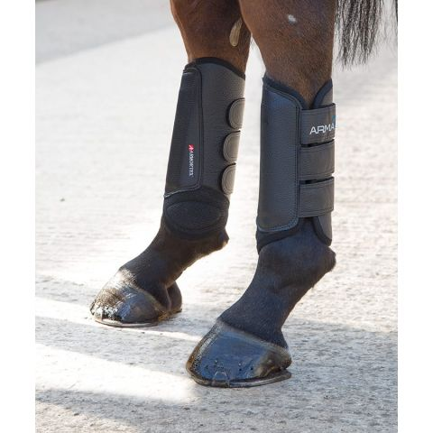 Shires Arma Cross Country Boot Hind