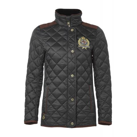Holland Cooper Ladies Equi Diamond Quilt Jacket