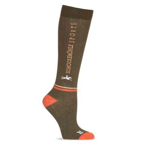 Schockemohle Ladies Sporty Style Socks