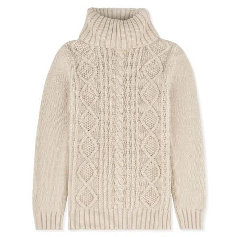 Musto Ladies Astley Roll Neck Knit