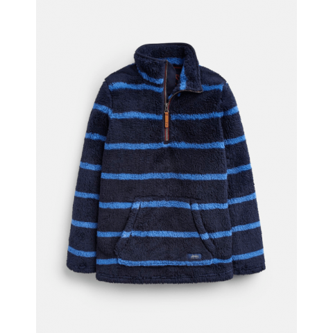 Joules Boys Woozle Half Zip Fleece