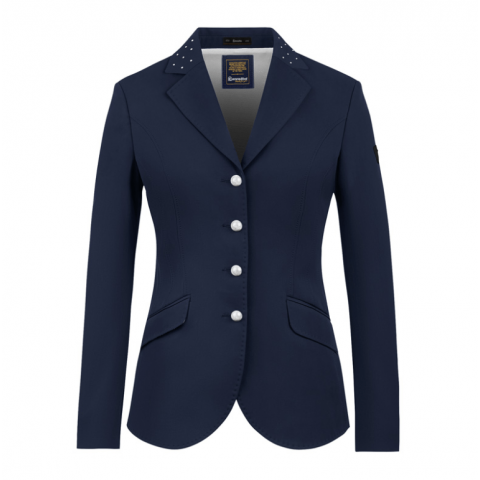 Cavallo Ladies Cannes Show Jacket with Pearls