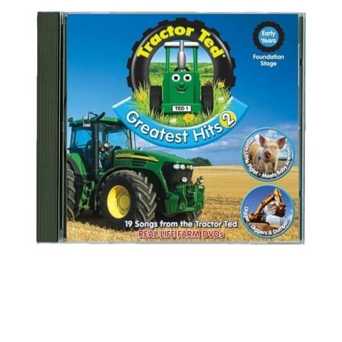 Tractor Ted Greatest Hits 2 CD
