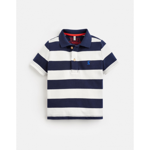 Joules Boys Filbert Stripe Polo Shirt