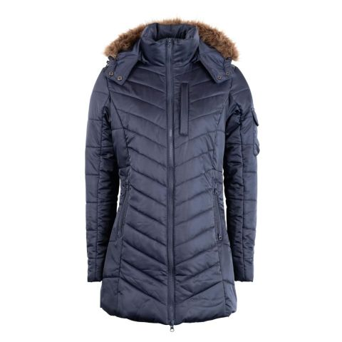 Montar Ladies Lila Long Jacket