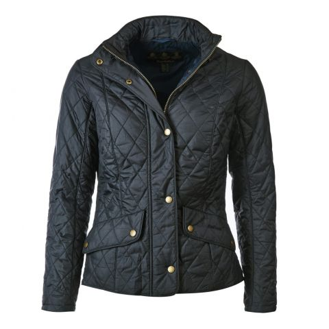 Barbour Ladies Flyweight Cavalry Quilted Jacket