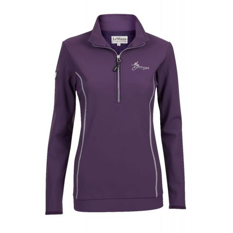 Le Mieux Ladies Madrisa Fleece Lined Sweater