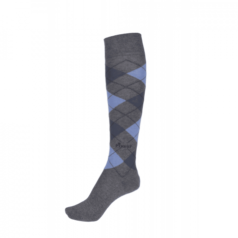 Pikeur Long Checked Socks