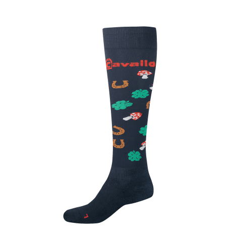 Cavallo Unisex Semoji Long Socks