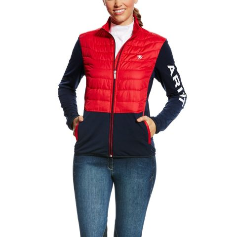 Ariat Ladies Team Capistrano Jacket