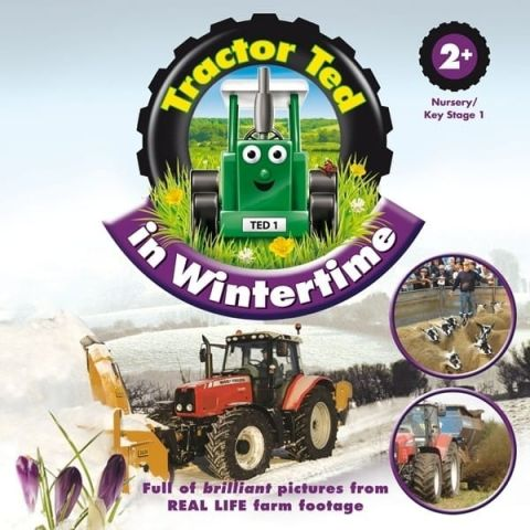 Tractor Ted in Wintertime Book N/A N/A
