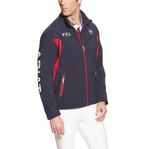 Ariat Mens FEI Team Softshell Jacket
